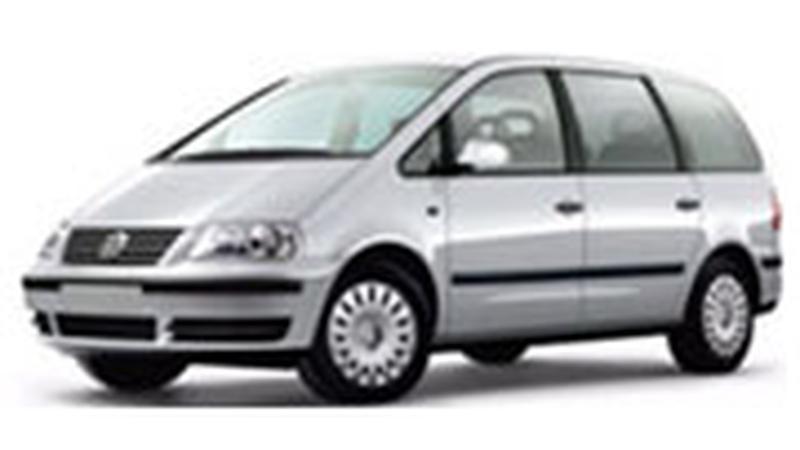 Авточехол для Volkswagen Sharan I 5 мест (1995-2000)