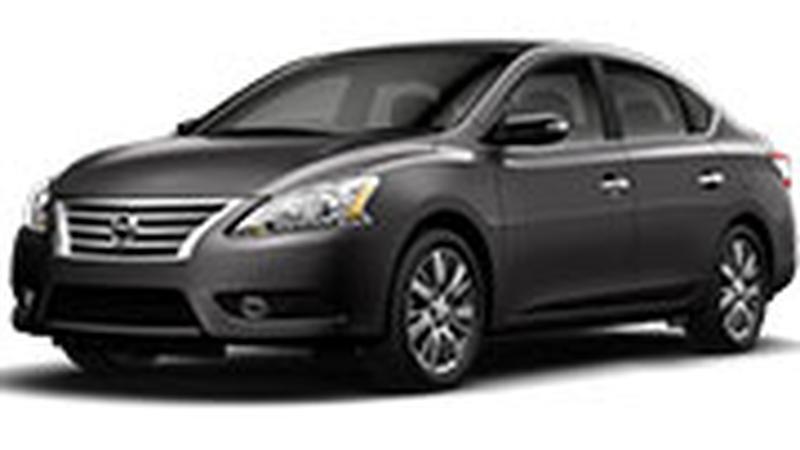 Авточехол для Nissan Sentra VII (B17)