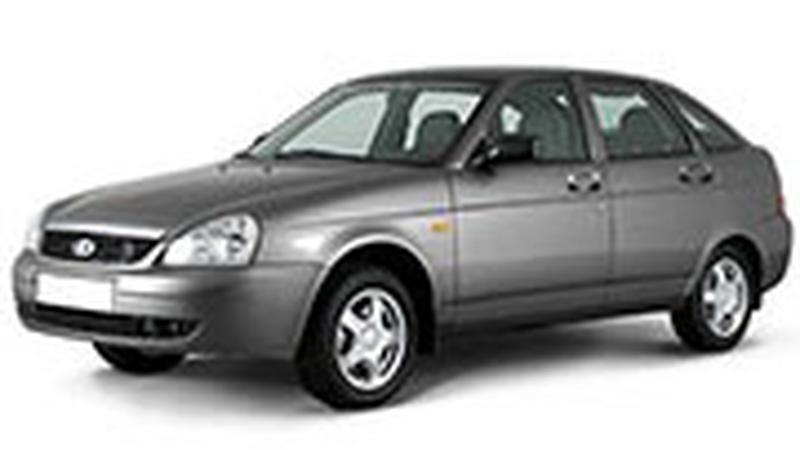 Авточехол для Lada Priora хэтчбек (2007-2014)