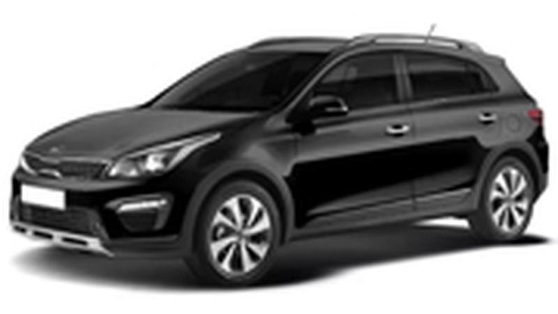 Авточехол для Kia Rio IV X-Line (2017+)
