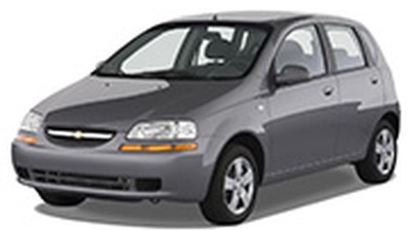 Авточехол для Chevrolet Aveo хэтчбек (2003-2012)
