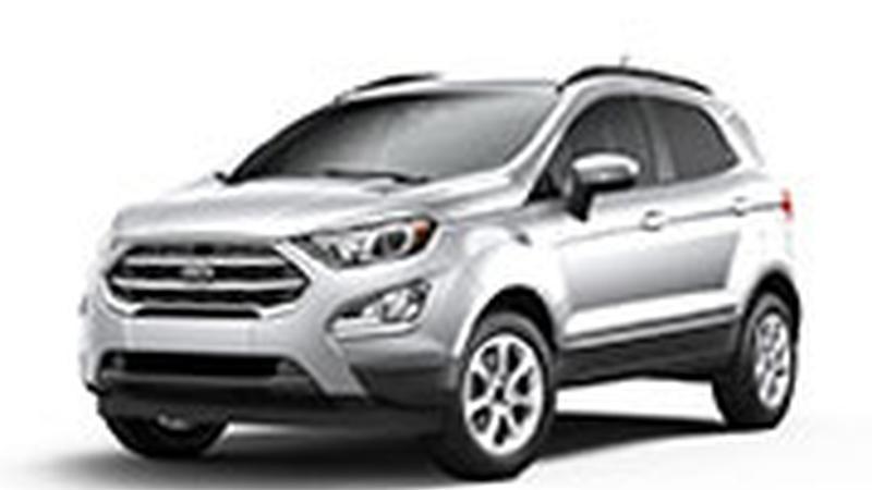Авточехол для Ford EcoSport (2012+)