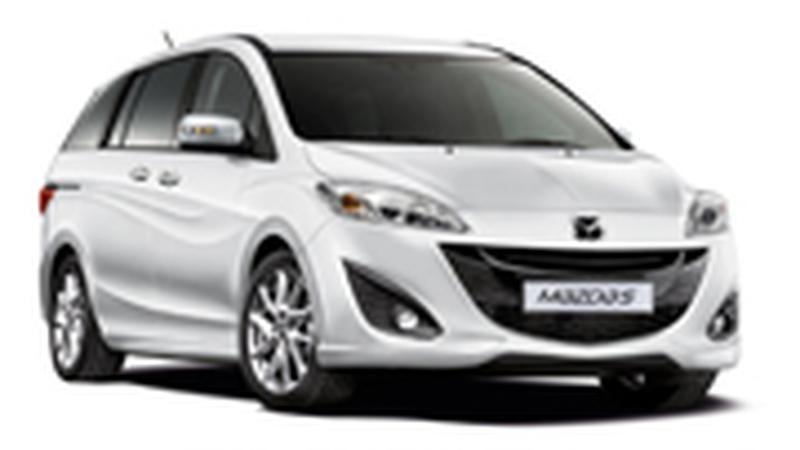 Авточехол для Mazda 5 (2010+)
