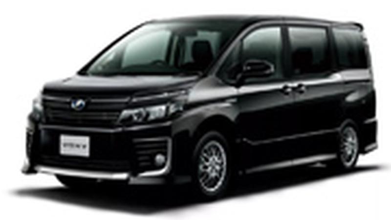 Авточехлы для Toyota Voxy III (2014+)