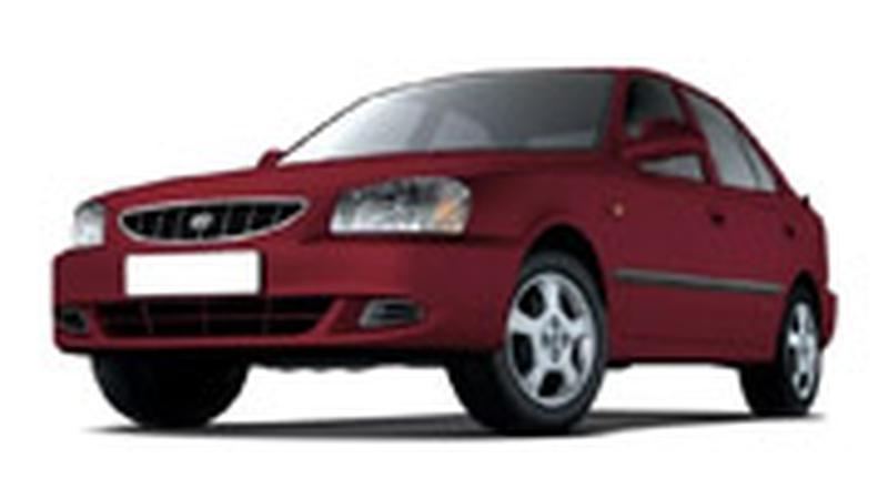 Авточехол для Hyundai Accent седан (1999+)
