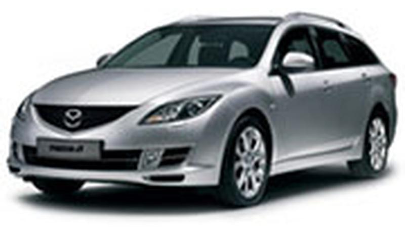 Авточехол для Mazda 6 хэтчбек (2008-2013)