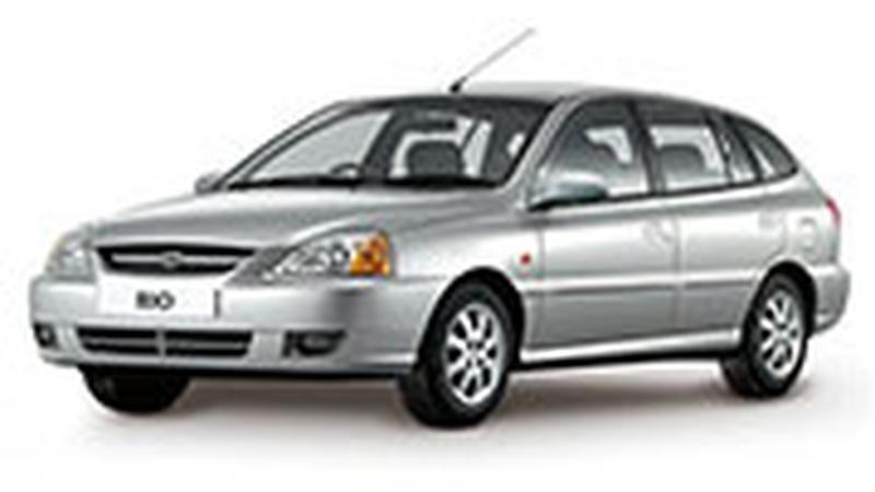 Авточехол для KIA Rio I хэтчбек-универсал (2000-2005)