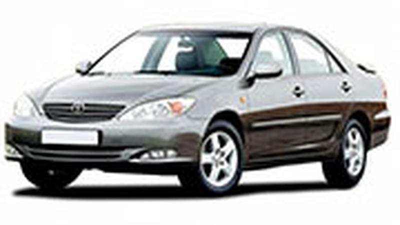 Авточехол для Toyota Camry v30 (2002-2006)