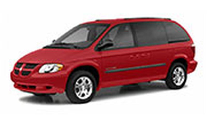 Авточехол для Dodge Caravan 7 мест
