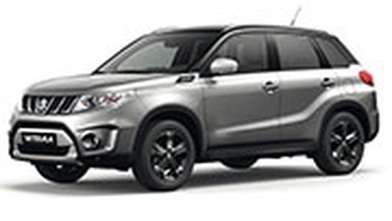 Авточехол для Suzuki Vitara (2015+)