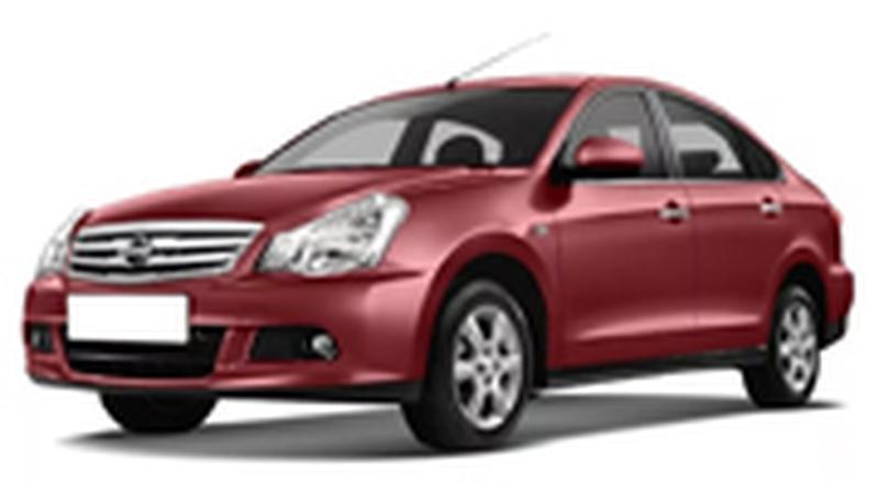 Авточехол для Nissan Almera 3 G-15 (2014+)