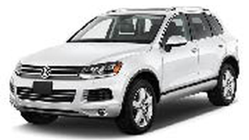 Авточехол для Volkswagen Touareg (2011+)