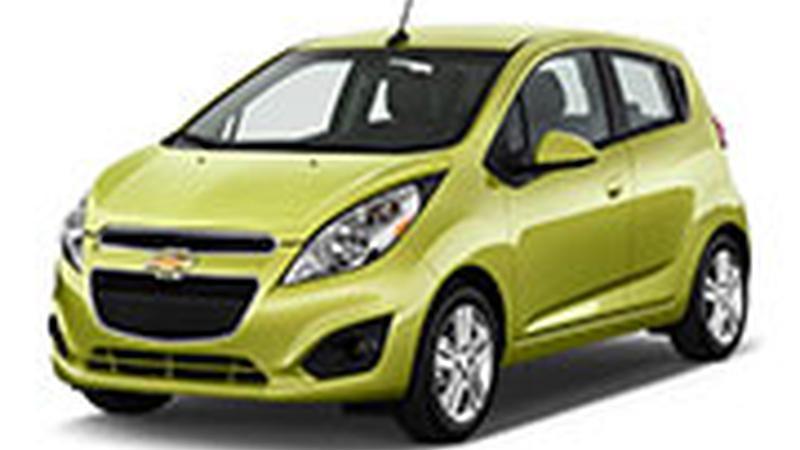 Авточехол для Chevrolet Spark III (2010-2015)