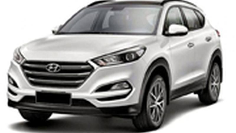 Авточехол для Hyundai Tucson III (2015+)