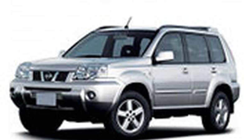 Авточехол для Nissan X-Trail T-30 (2001-2007)