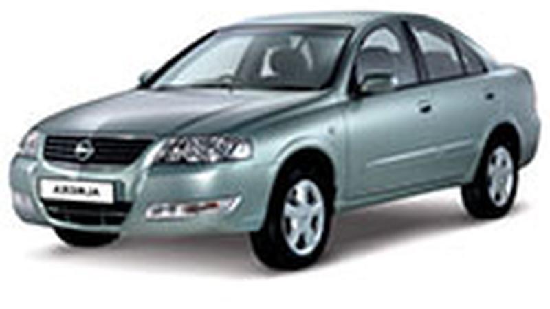 Авточехол для Nissan Almera Classic (2006-2013)