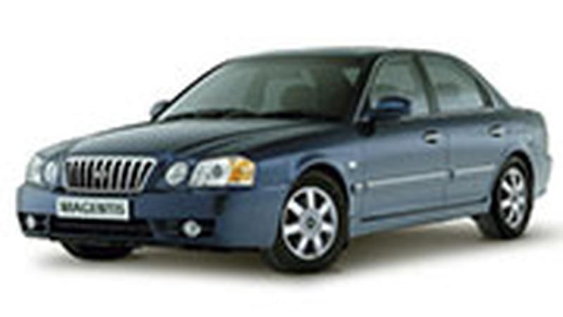 Авточехол для KIA Magentis I (2003-2009)
