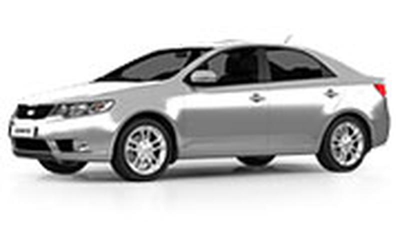Авточехол для KIA Cerato II седан (2009-2013)