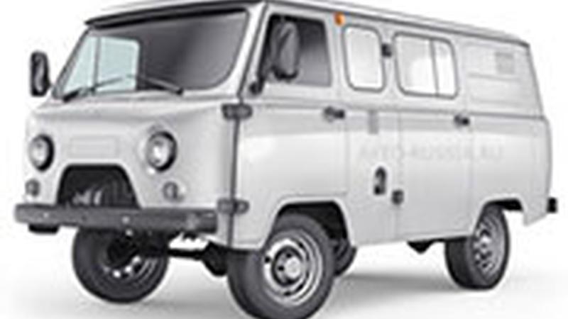Авточехол для УАЗ 3909 Санитарка