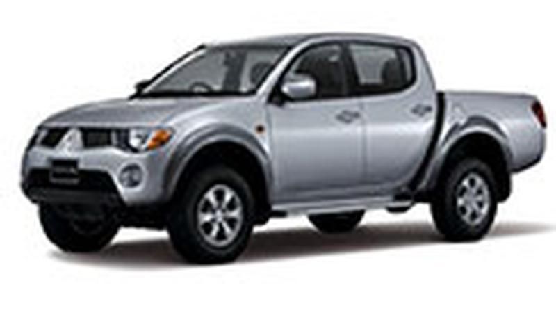 Авточехол для Mitsubishi L200 (2007-2013)