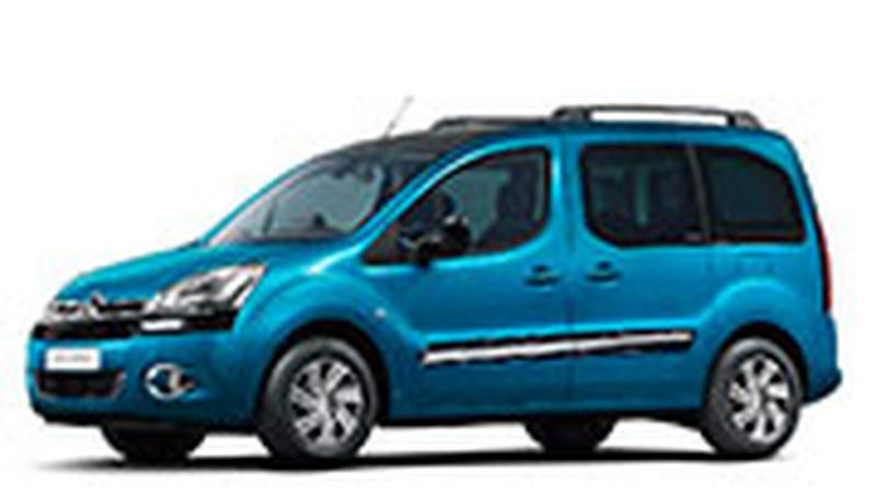 Авточехол для Citroen Berlingo 5 мест (2009 - ...)