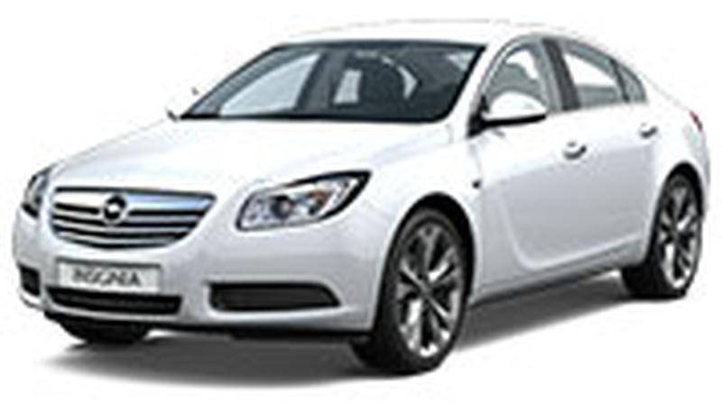 Авточехол для Opel Insignia (2008+)