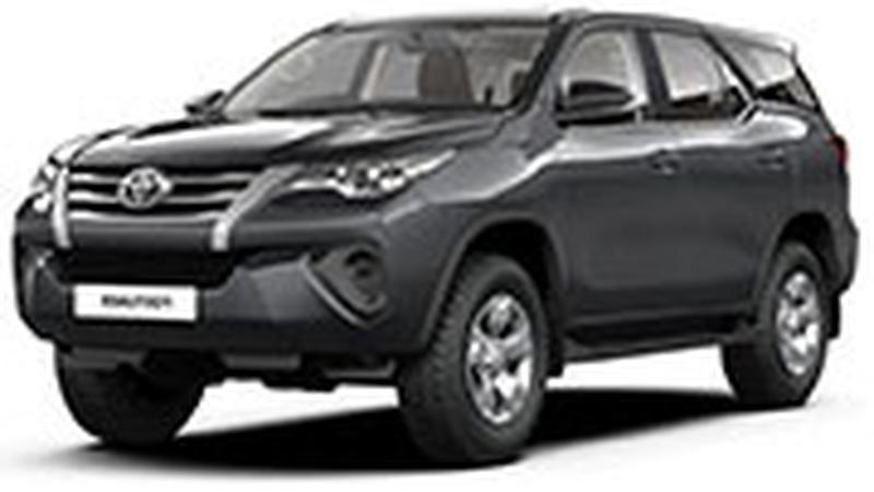 Авточехол для Toyota Fortuner II (2015+)