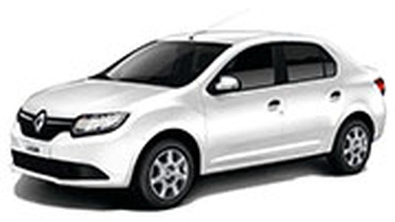 Авточехол для Renault Logan 2 (2014+)