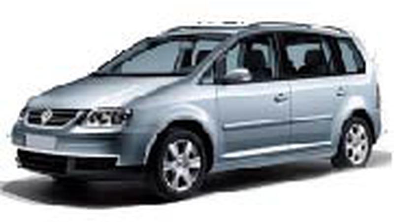 Авточехол для Volkswagen Touran 5 мест (2011+)