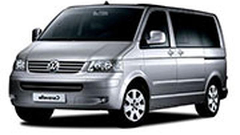 Авточехол для Volkswagen T-5 Caravelle 8-9 мест (2003+)