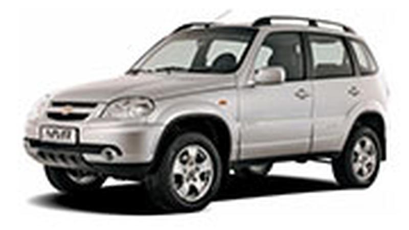 Авточехол для Chevrolet Niva (2014-2015)