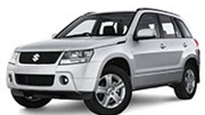 Авточехол для Suzuki Grand Vitara (2005-2014)
