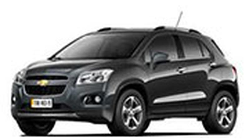Авточехол для Chevrolet Tracker III (2013+)
