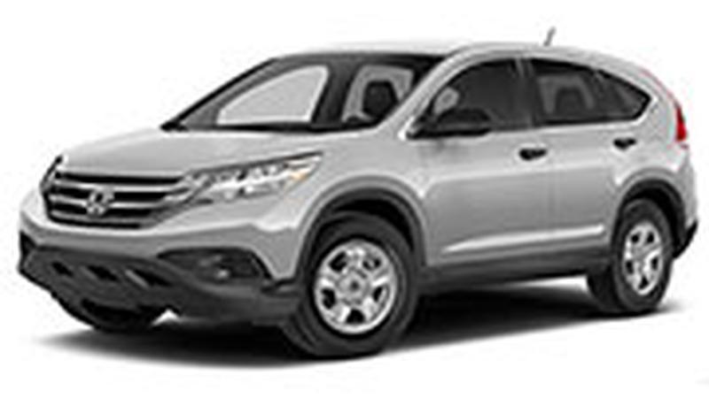 Авточехол для Honda CR-V IV (2012+)