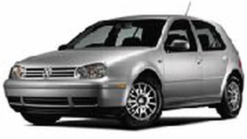 Авточехол для Volkswagen Golf IV (1997-2003)