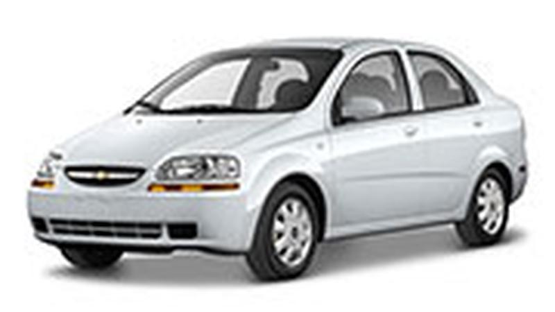 Авточехол для Chevrolet Aveo седан (2003-2012)