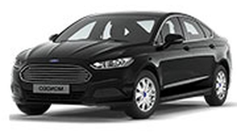 Авточехол для Ford Mondeo V (2014)
