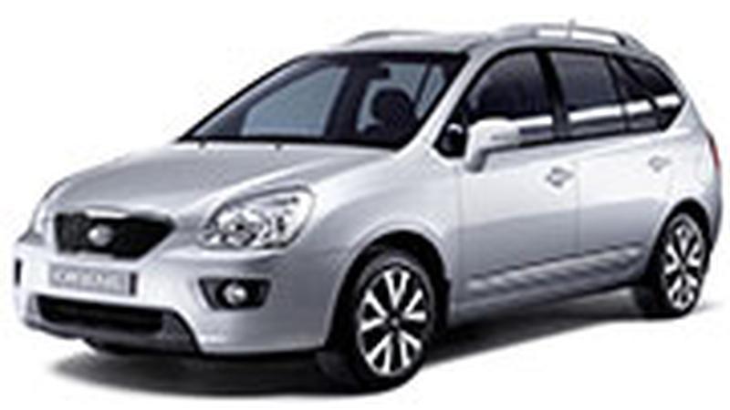 Авточехол для KIA Carens III (2006-2012)