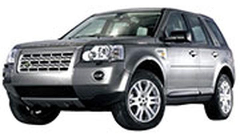 Авточехол для Land Rover FreeLander II (2006+)