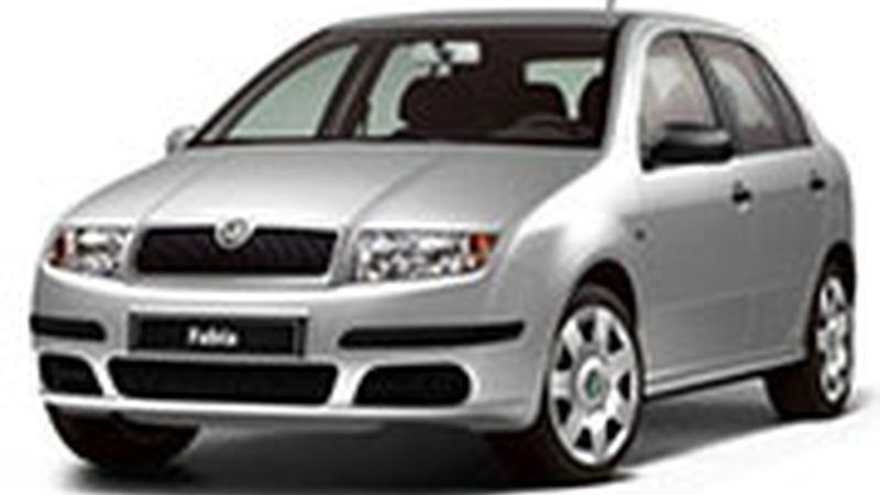 Авточехол для Skoda Fabia (1999-2007)