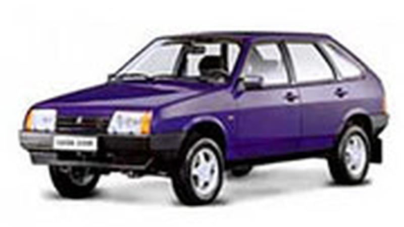 Авточехол для ВАЗ 2109 (1987-2006)