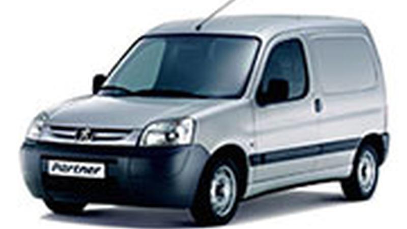 Авточехол для Peugeot Partner /Origin/ (1997-2008)