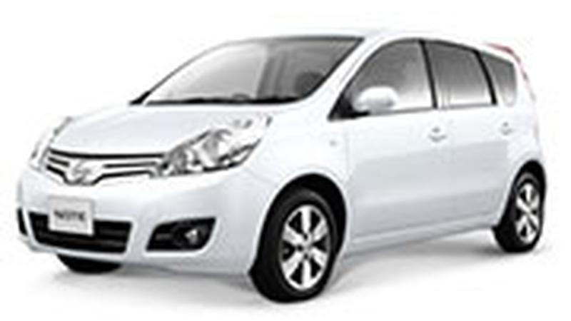 Авточехол для Nissan Note (2005+)