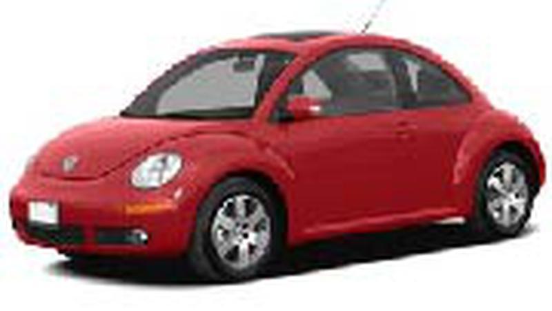 Авточехол для Volkswagen Beetle 'ЖУК' (1997-2010)