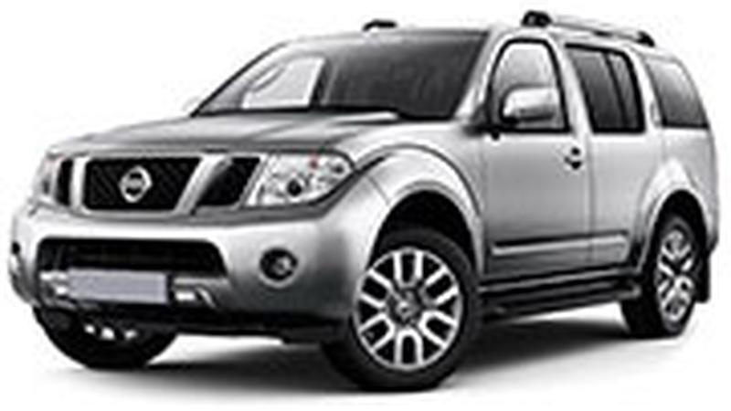 Авточехол для Nissan Pathfinder 5 мест (2004+)