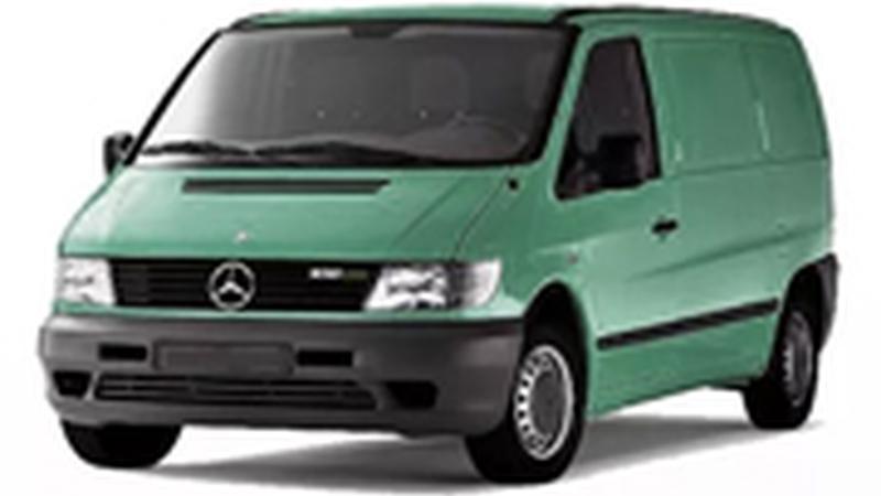 Авточехол для Mercedes Vito 2 места (1996-2003)