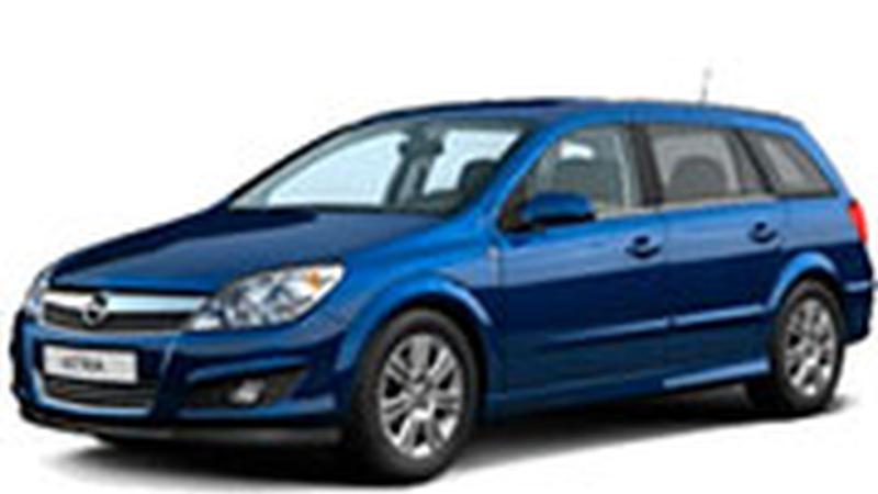 Авточехол для Opel Astra H универсал (2004-2011)