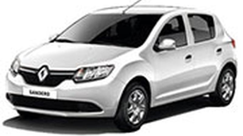 Авточехол для Renault Sandero (2014+)