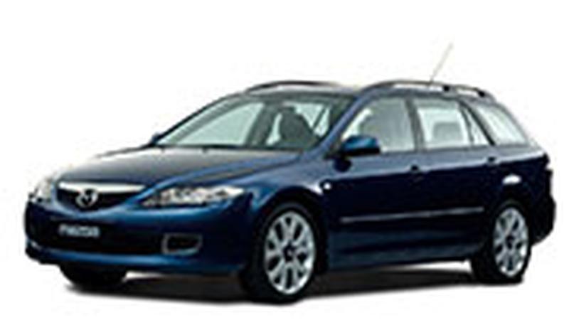 Авточехол для Mazda 6 хэтчбек (2002-2007)