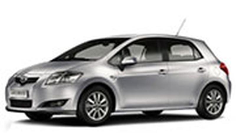 Авточехол для Toyota Auris (2006-2012)